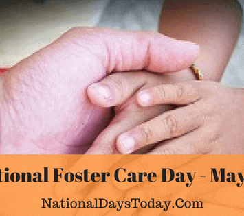 National Foster Care Day