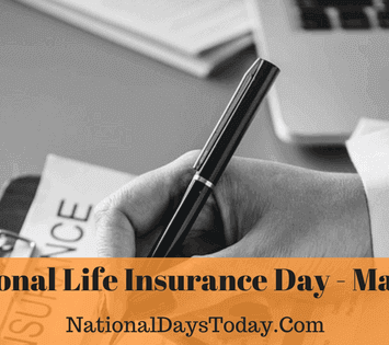 National Life Insurance Day