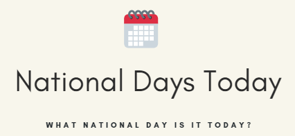 National Days Today Logo