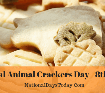 National Animal Crackers Day