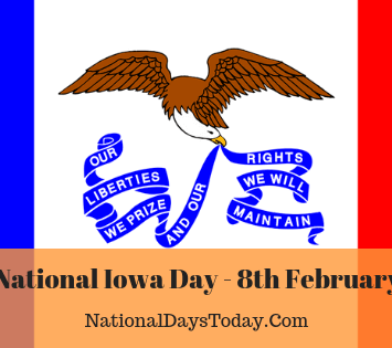 National Iowa Day