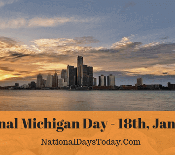 National Michigan Day