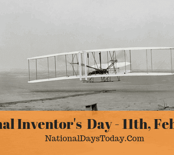 National Inventor's  Day