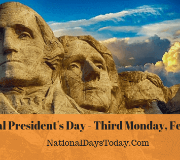 National President's Day