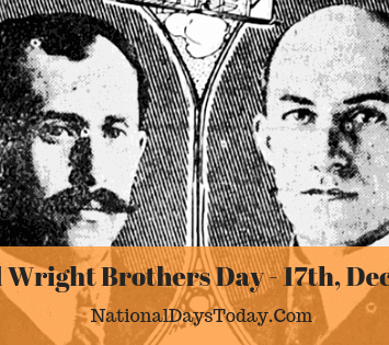 National Wright Brothers Day