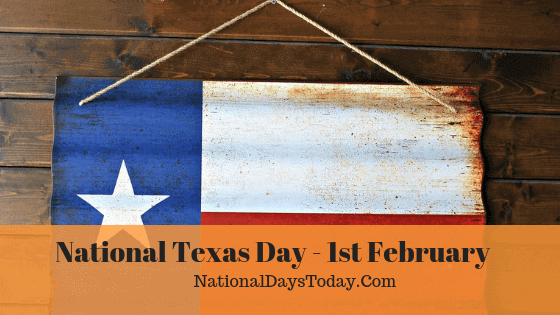 National Texas Day