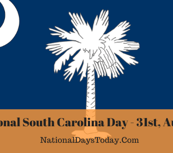 National South Carolina Day