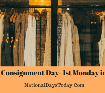 National Consignment Day