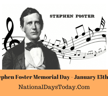 Stephen Foster Memorial Day