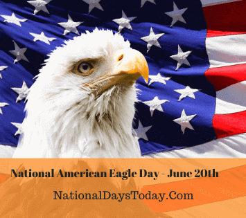 National American Eagle Day