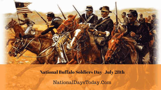 National Buffalo Soldiers Day- Things Everyone Should Know