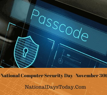 National Computer Security Day