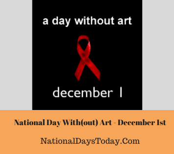 National Day With(out) Art