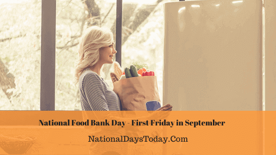 National Food Bank Day