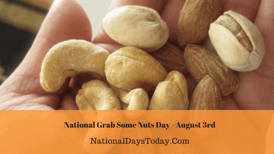 National Grab Some Nuts Day
