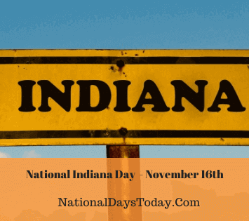 National Indiana Day