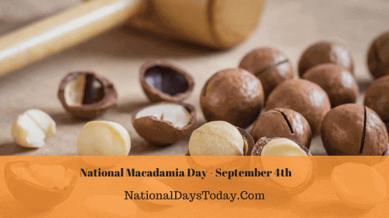 National Macadamia Day