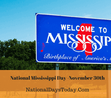 National Mississippi Day