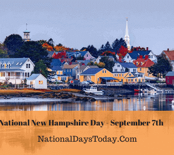 National New Hampshire Day