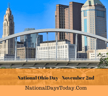 National Ohio Day