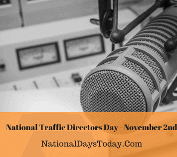 National Traffic Directors Day