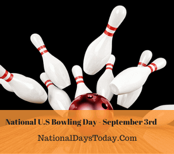 National U.S Bowling Day