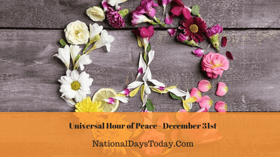 Universal Hour of Peace