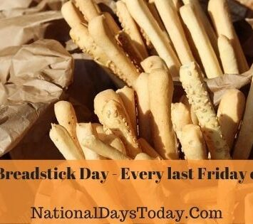 National Breadstick Day