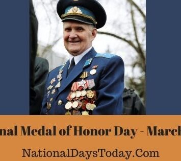 National Medal of Honor Day