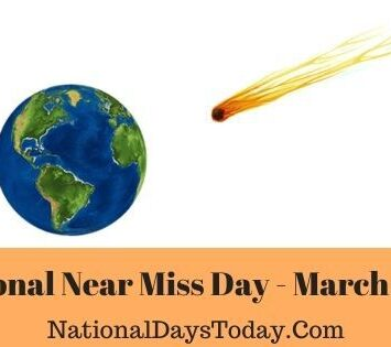 National Near Miss Day
