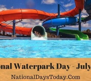 National Waterpark Day