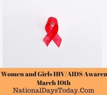 National Women and Girls HIV/AIDS Awareness Day